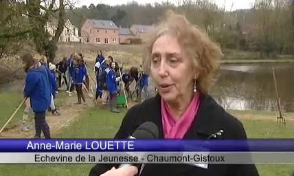 Chaumont-Gistoux : 860 scouts