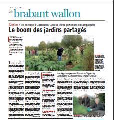 Le boom des jardins partagés